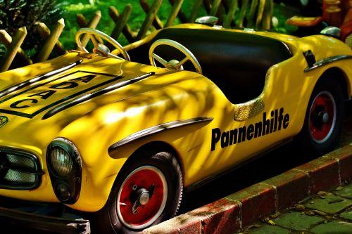 roadside assistance children toy car