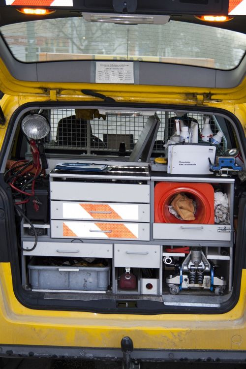roadside assistance professional help