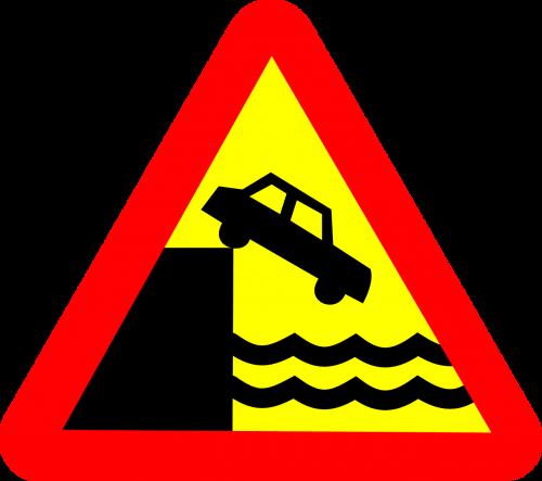 roadsigns quay vehicle