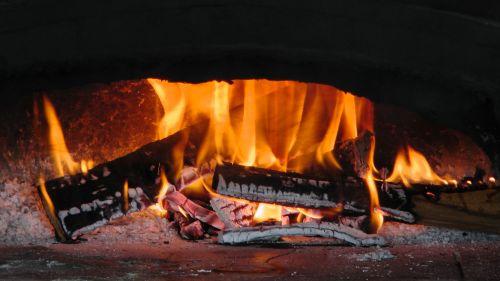Roaring Oven Fire
