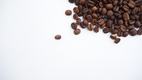 roasted beans  coffee beans  arabica