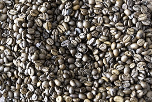 roasted coffee beans  java beans  rich flavour