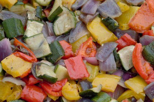 roasted vegetables roasted vegetables