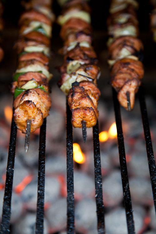 Roasting Kebab