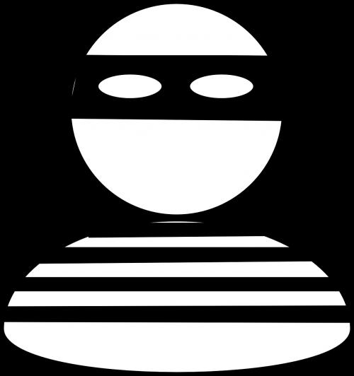 robber burglar bandit