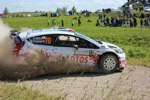 robert kubica 71 rally poland 2014 m-sport