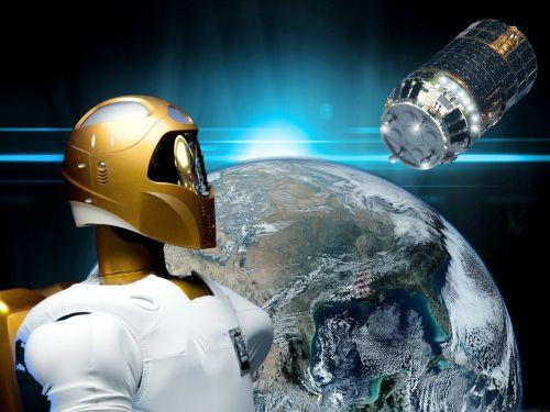 robonaut space probe