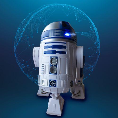 robot r2d2 model