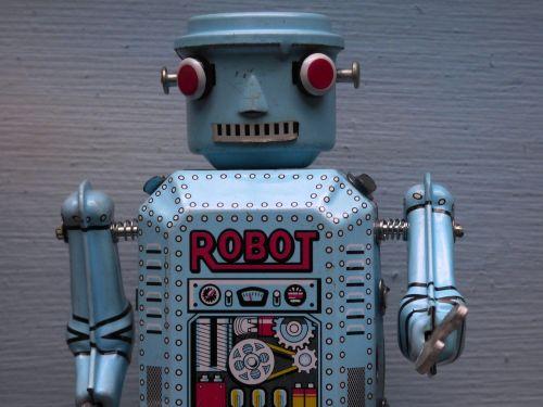 robot cyborg tech