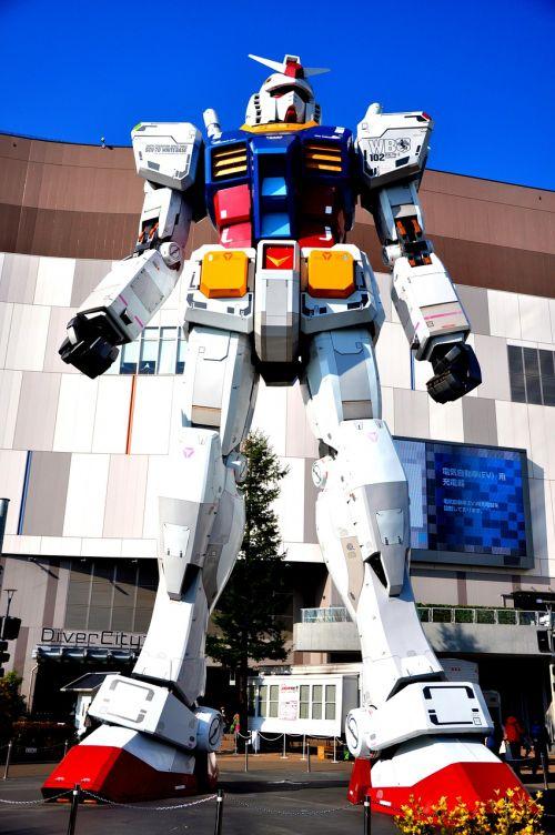 robot manga cartoon-character