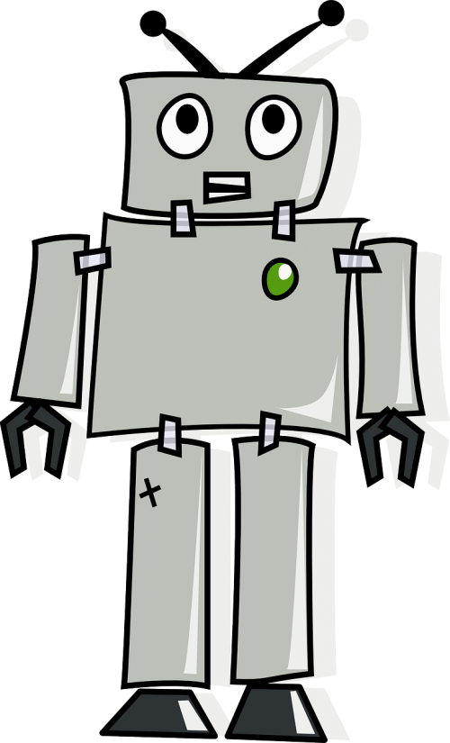 robot android artificial intelligence