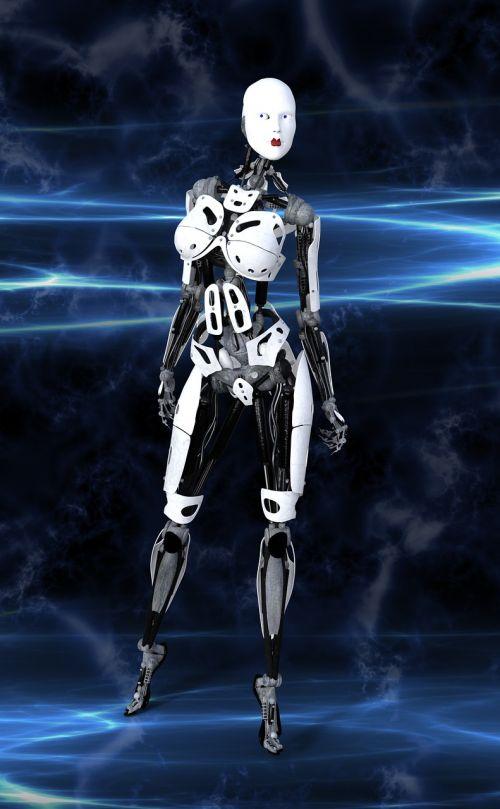 robot cyborg artificial