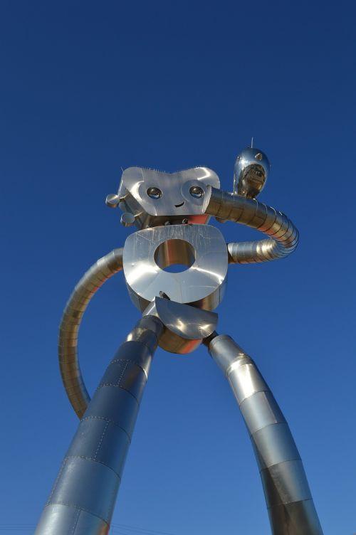 robot dallas texas