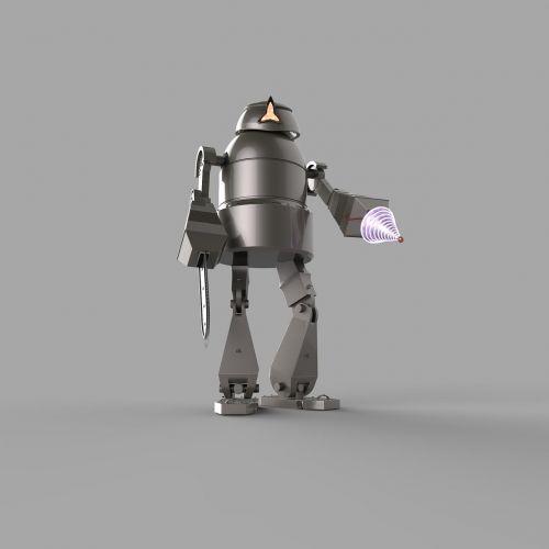 robot future modern