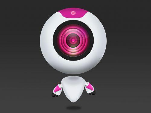 robot cam robot camera