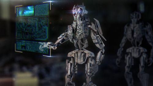 robot mech machine