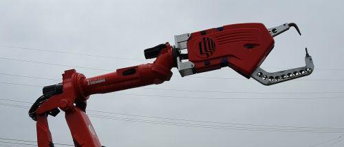 robot machine robotic