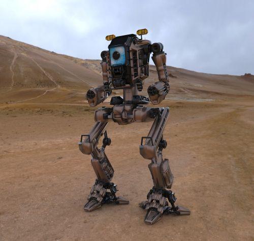 robot robotic future