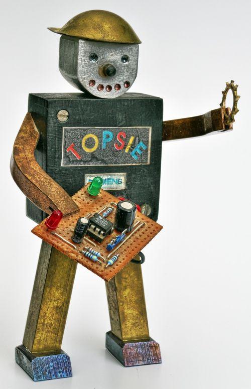 robot workpiece electrical engineering