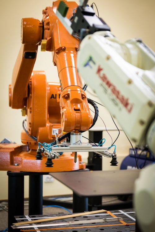 robot arm technology