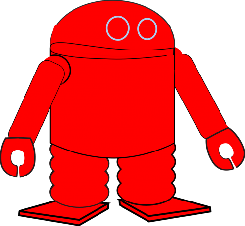 robot android droid
