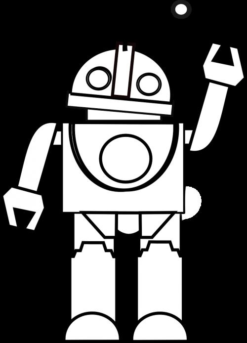 robot machine technology