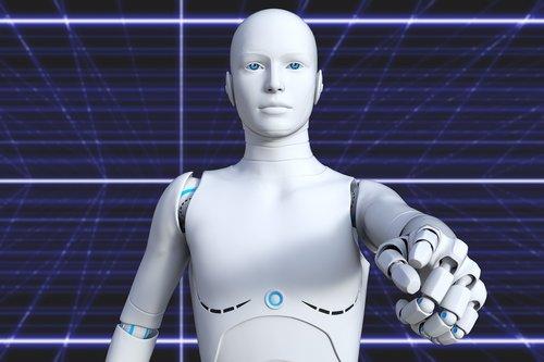 robot  cyborg  futuristic