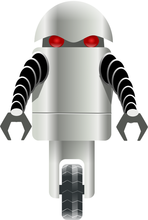 robot machine electronics