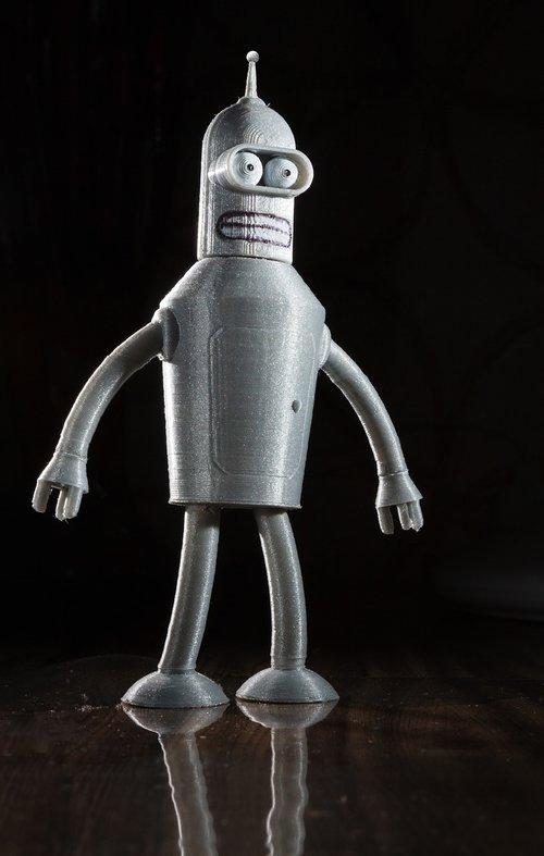 robot  bender  futurama