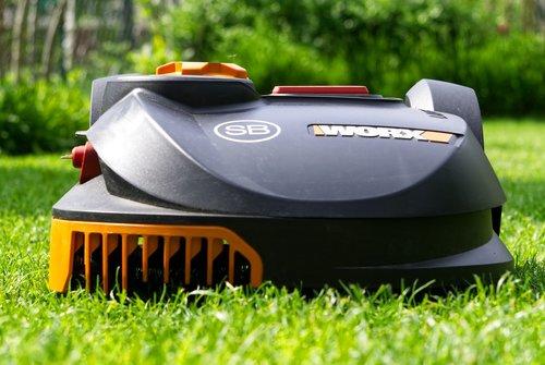robot mower  robot  autonomous