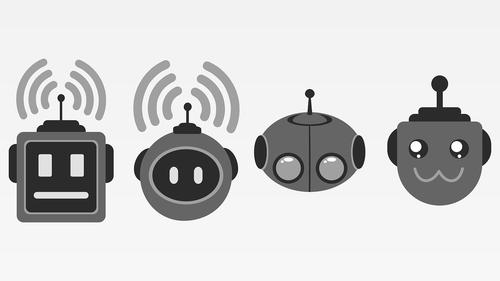 robots  automata  gray