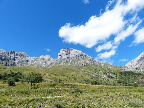 rocca garba mountains summit