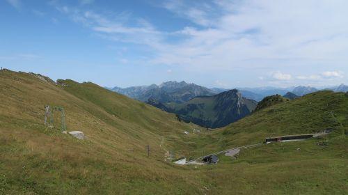 rochers-de-naye montreux suisse