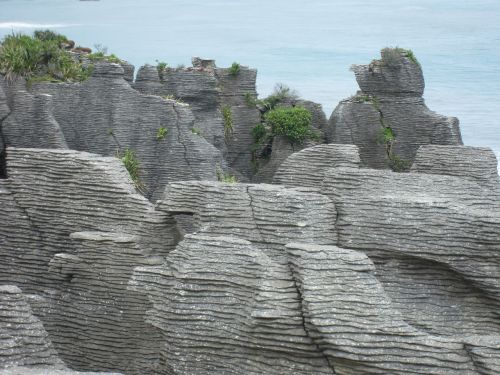 rock pancake layer