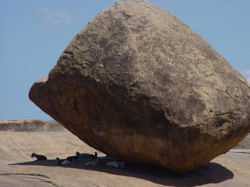 rock krishna's butterball boulder