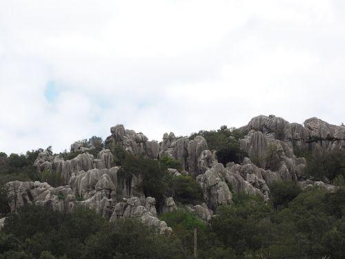 rock limestone limestone rock formations