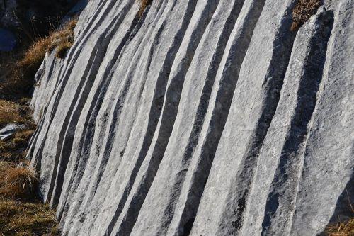 rock gutter water