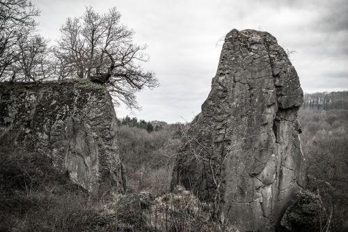 rock boulder climb