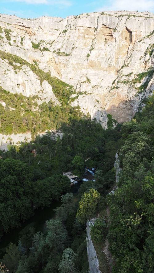 rock karst area karst landscape