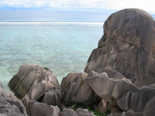 rock cliff erosion