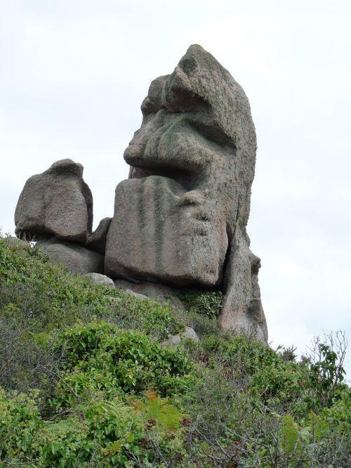 rock head man