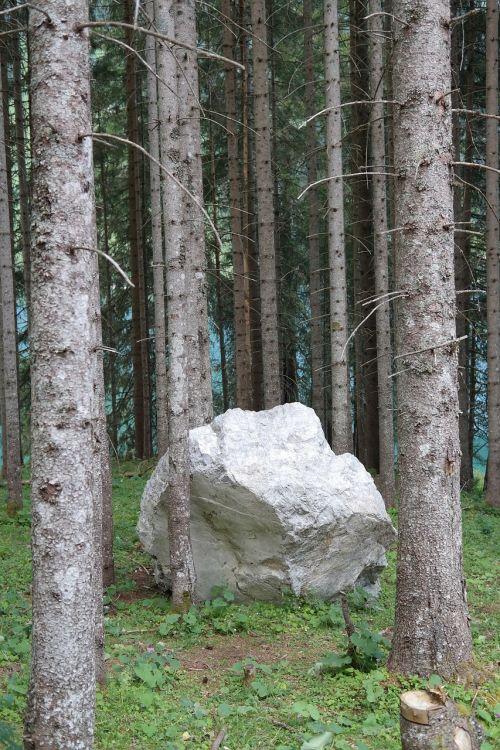 rock stone boulder