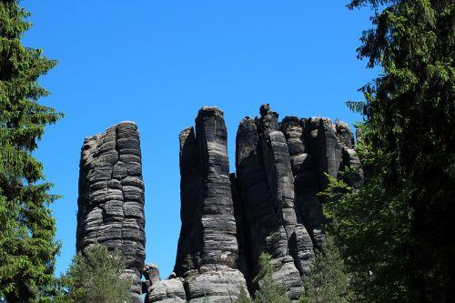 rock stones monkey stones