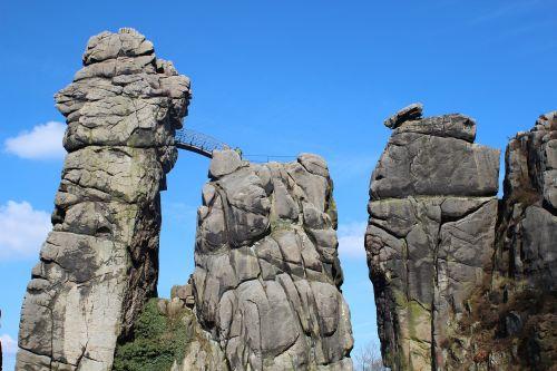 rock stone formation stones