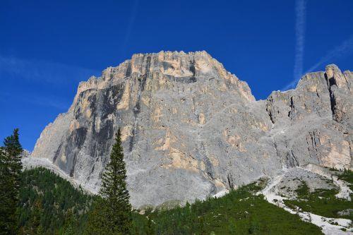 rock sky mountain