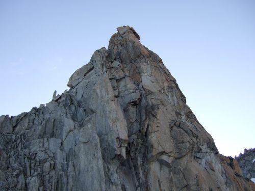 rock stones sky