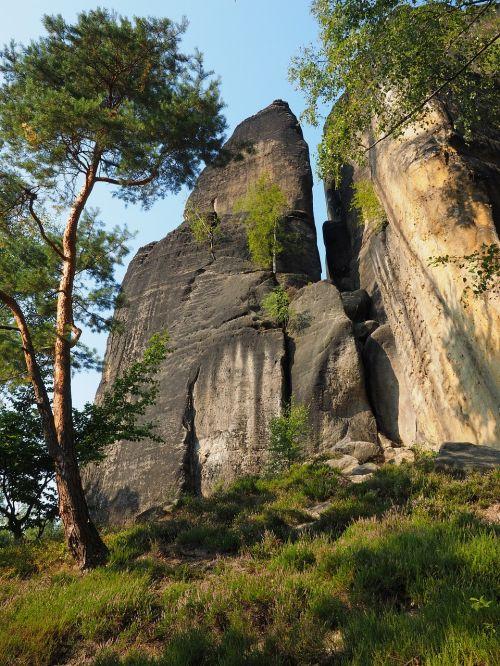 rock elbe sandstone hike