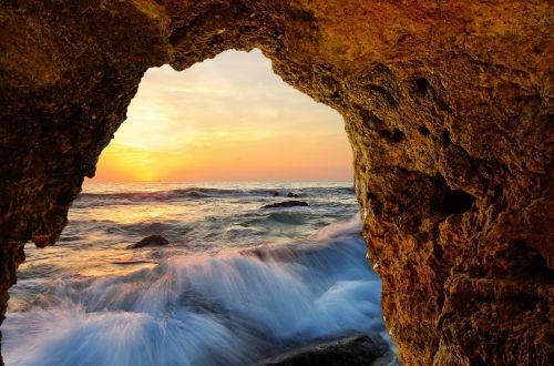 Rokas,kranto,uolos pakrantė,steinig,roko arka,uolingas,akmuo,bankas,uolos,akmens pakrantė,kraštovaizdis,jūra,banga,vandenynas,атлантический