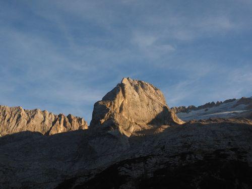 rock mountain marmolada group