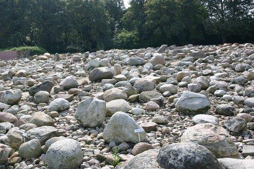 rock  boulders  hunebedcentrum
